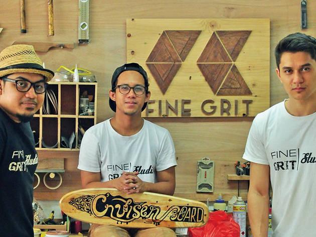 Fine Grit Studio