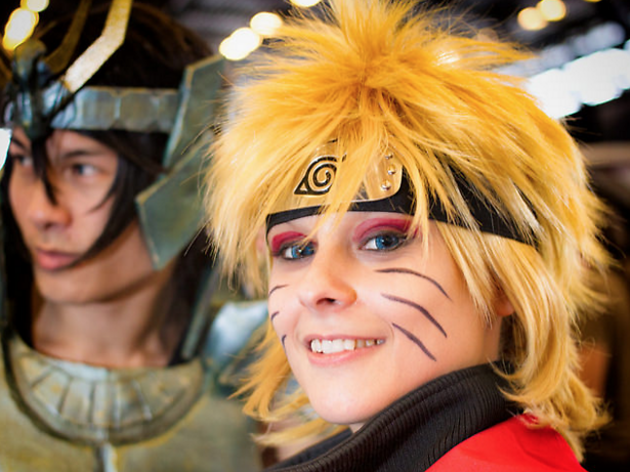 Japan Expo 2014 (© Flickr/ lwoodfp)
