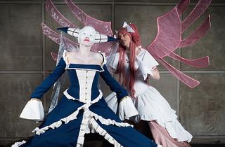 Japan Expo cosplay (© Flickr/Fabien R.)