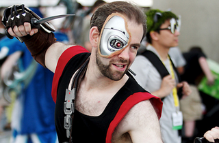 Japan Expo cosplay (© Flickr/Burning Robot Factory)