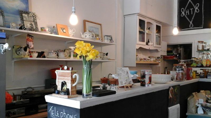Haggerston Tearoom 2016