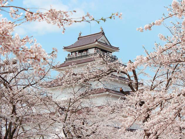 Following the samurai in western Fukushima