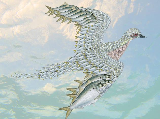 """Science Inspires Art: Biodiversity/Extinction"""