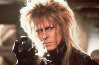 Laberinto película David Bowie