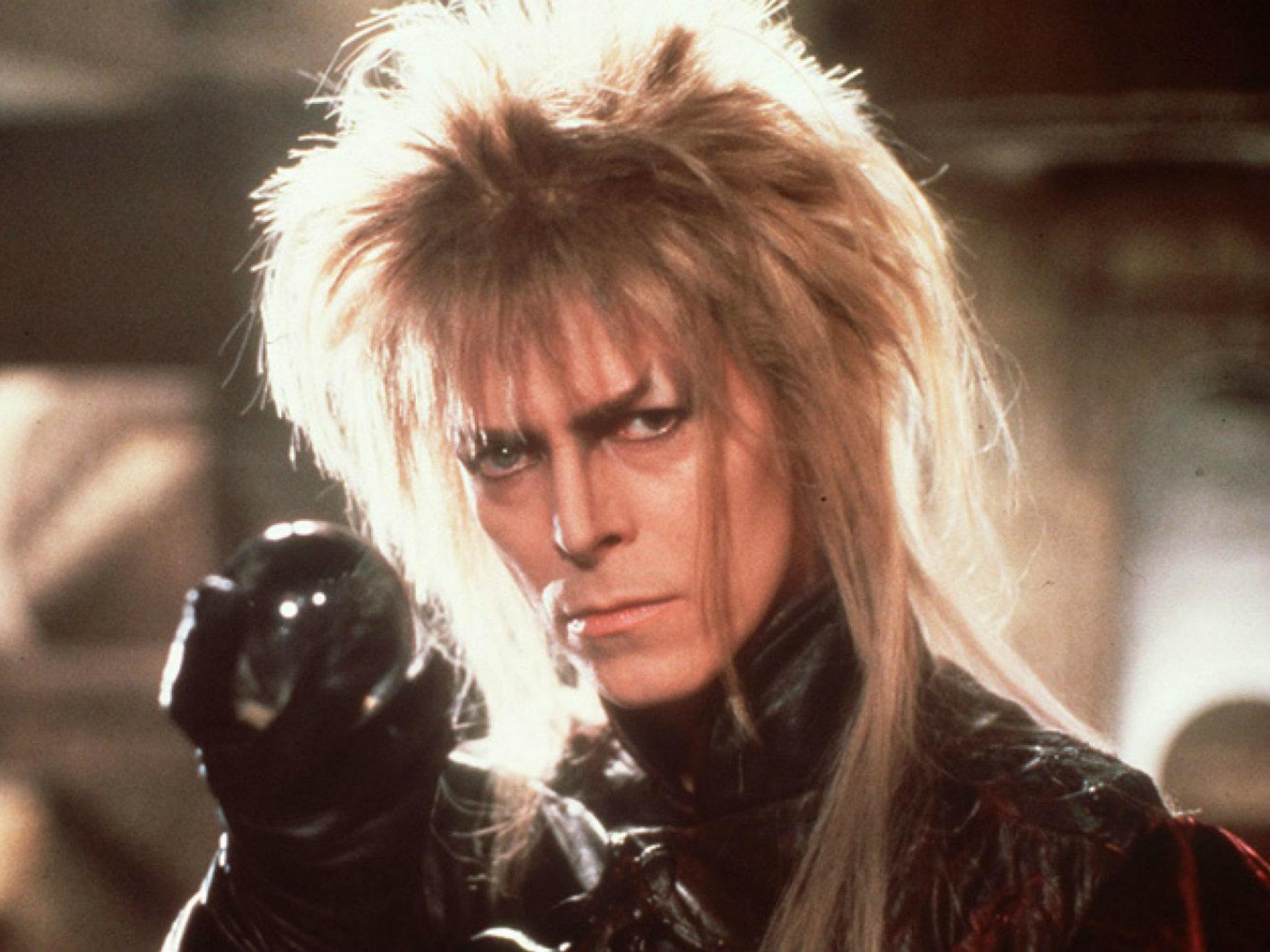 Una noche con David Bowie