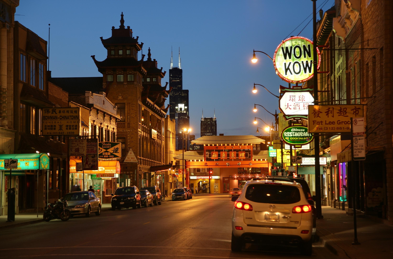 Won Kow in Chinatown