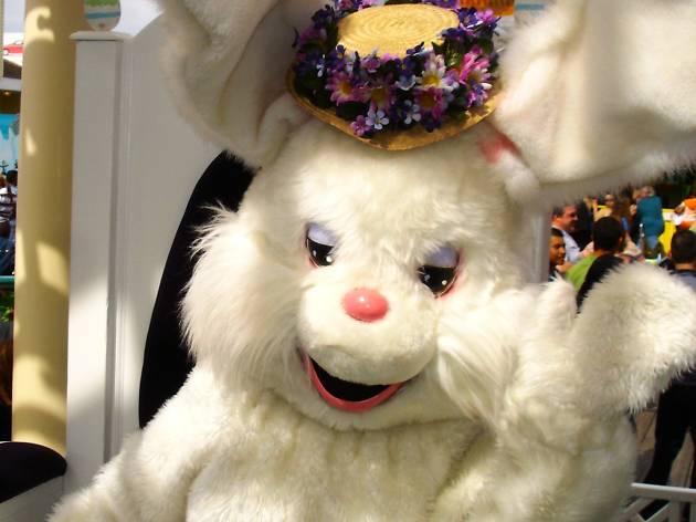 Mariner's Pier Annual Easter Celebration
