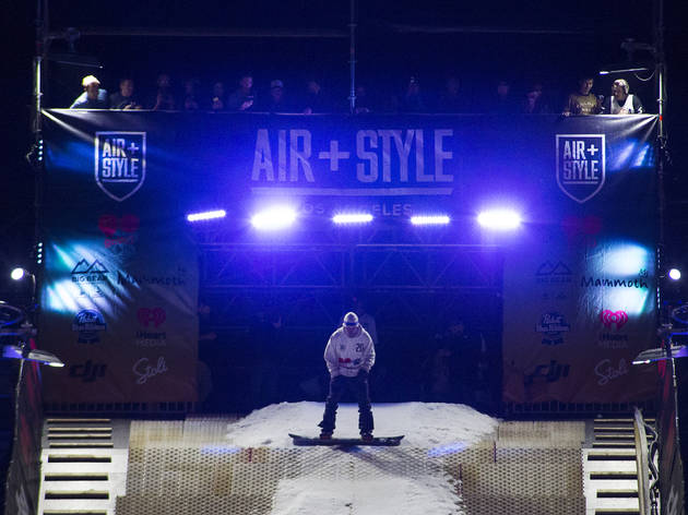 Air + Style Los Angeles 2016