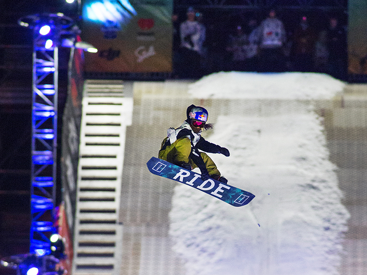 L.A.'s Air + Style goes big with snowboarding, music and more