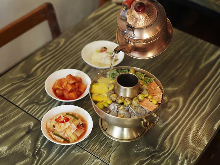 서울에서 북한 음식점 찾기는 생각보다 쉽다