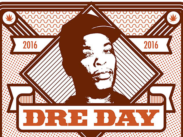 Dre Day 2016 Official Bay Area Party