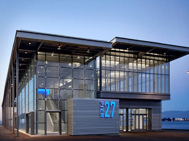 Image result for pier 27 san francisco