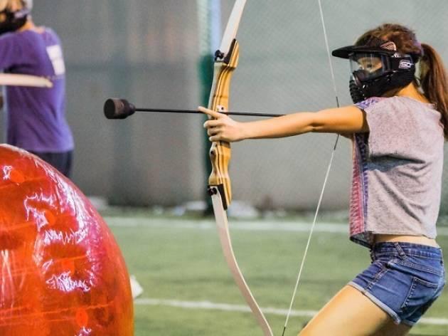 Learn How to Shoot Like Robin Hood