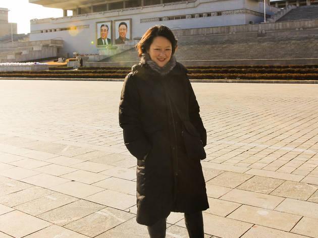 Jean H. Lee in Pyongyang
