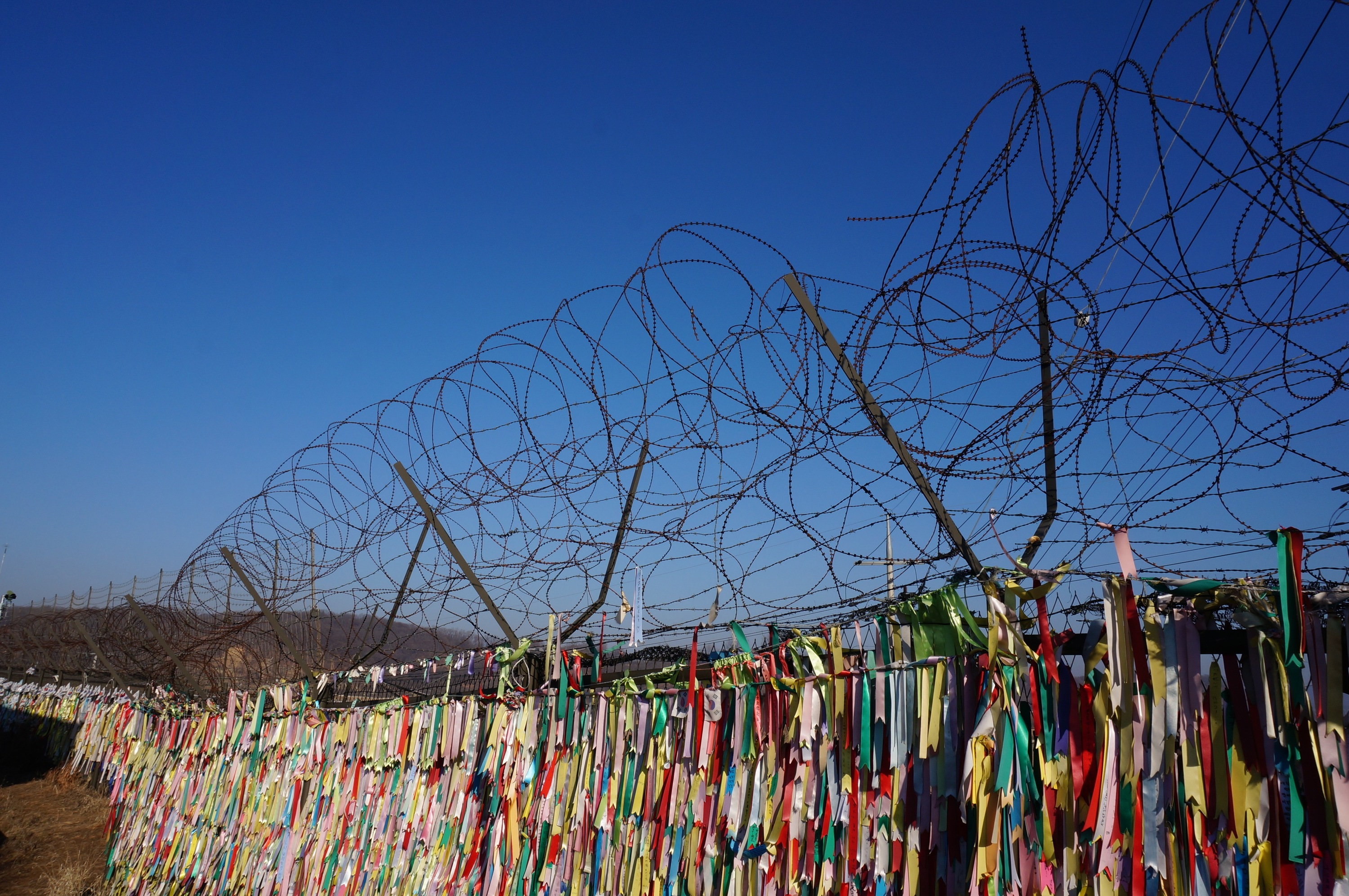 DMZ tours: To the border and beyond