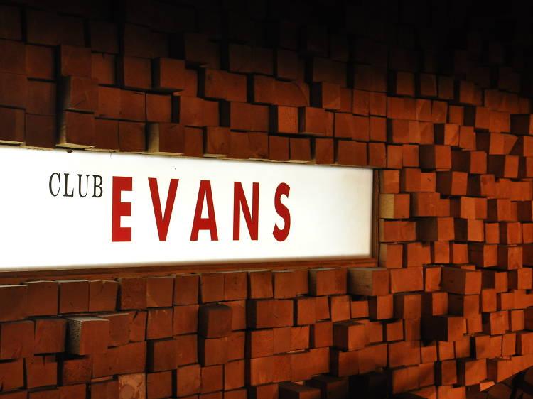 클럽 에반스