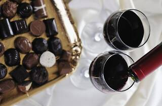 Uncover the Delicious Marriage of Wine and Chocolate