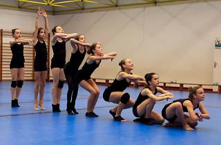 gimnasia rítmica estética
