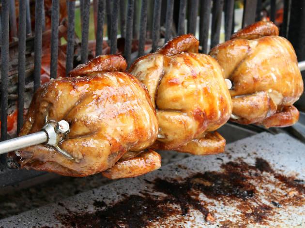 Els millors pollastres a l'ast de Barcelona