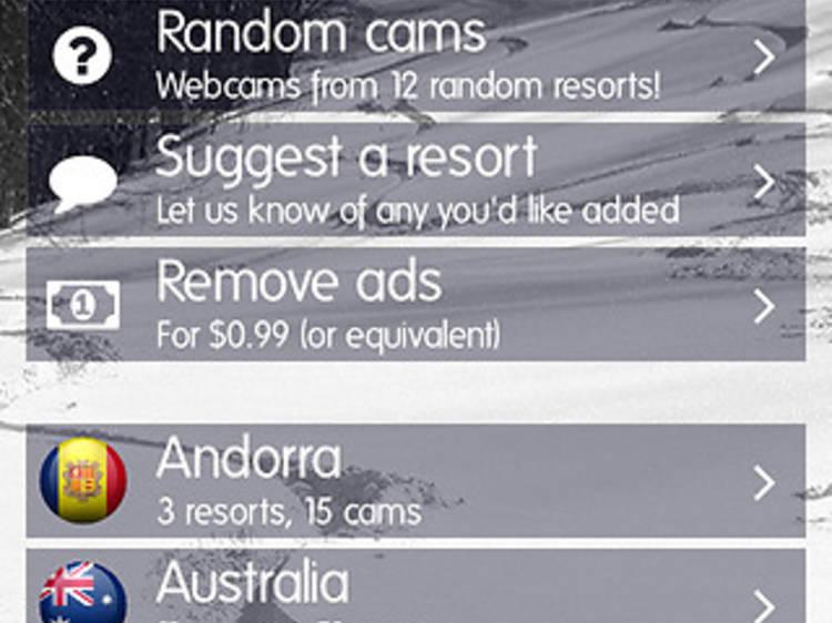 Ski Webcam