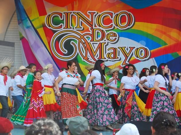 Cinco de Mayo Festival 2016