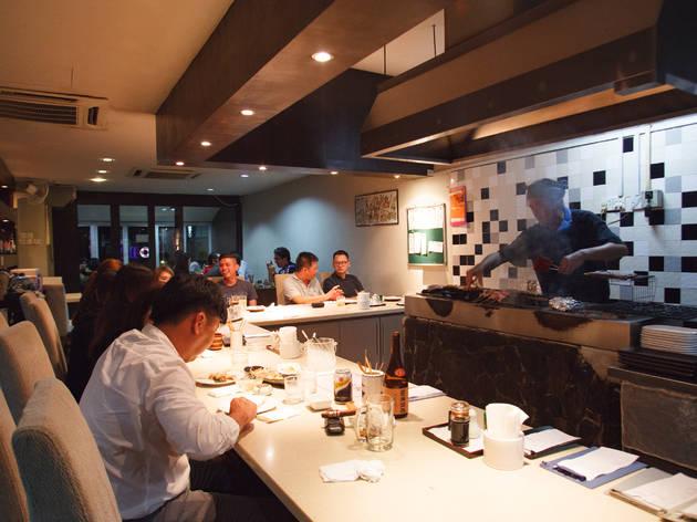 The best yakitori bars in KL