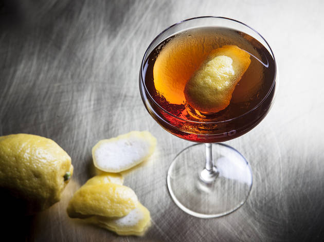 The 10 best Manhattans in NYC