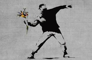 Wanna Paint: Banksy night