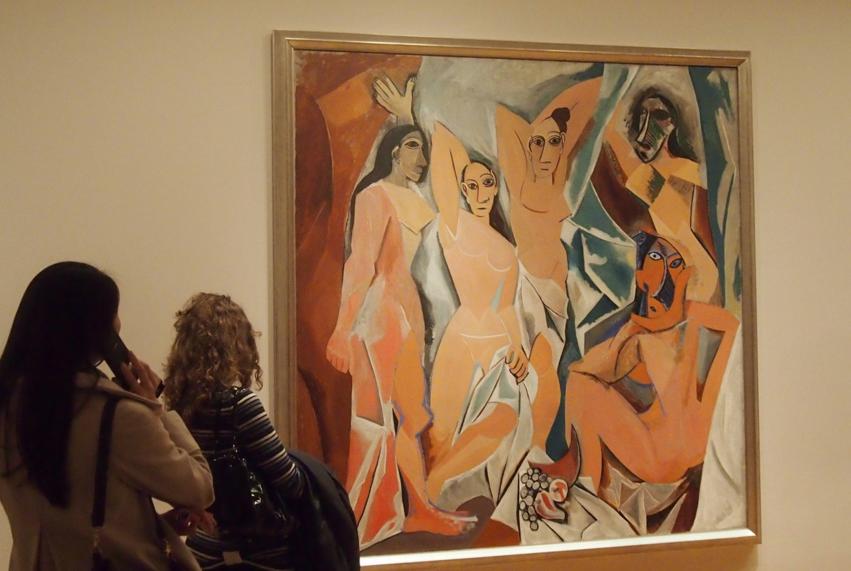 5 choses à savoir sur… 'Les Demoiselles d'Avignon' de Pablo Picasso