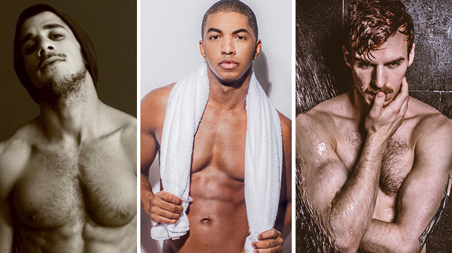 The 10 hottest chorus boys