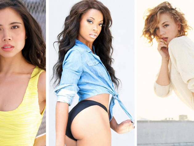 10 hottest chorus girls (2016)