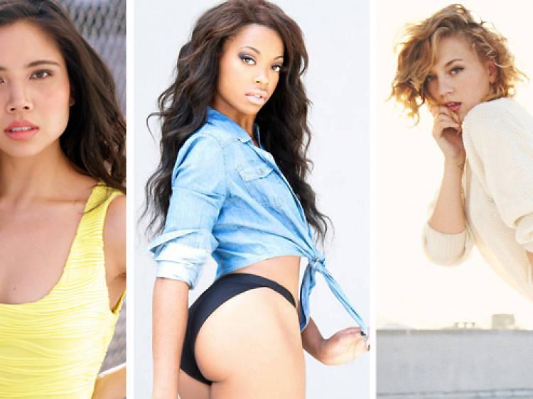 10 hottest chorus girls (2016)