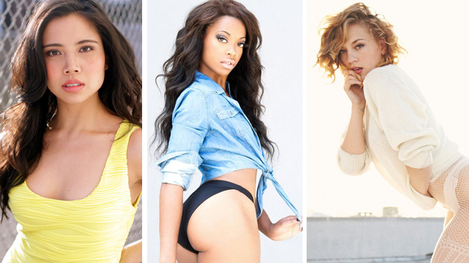 The 10 hottest chorus girls