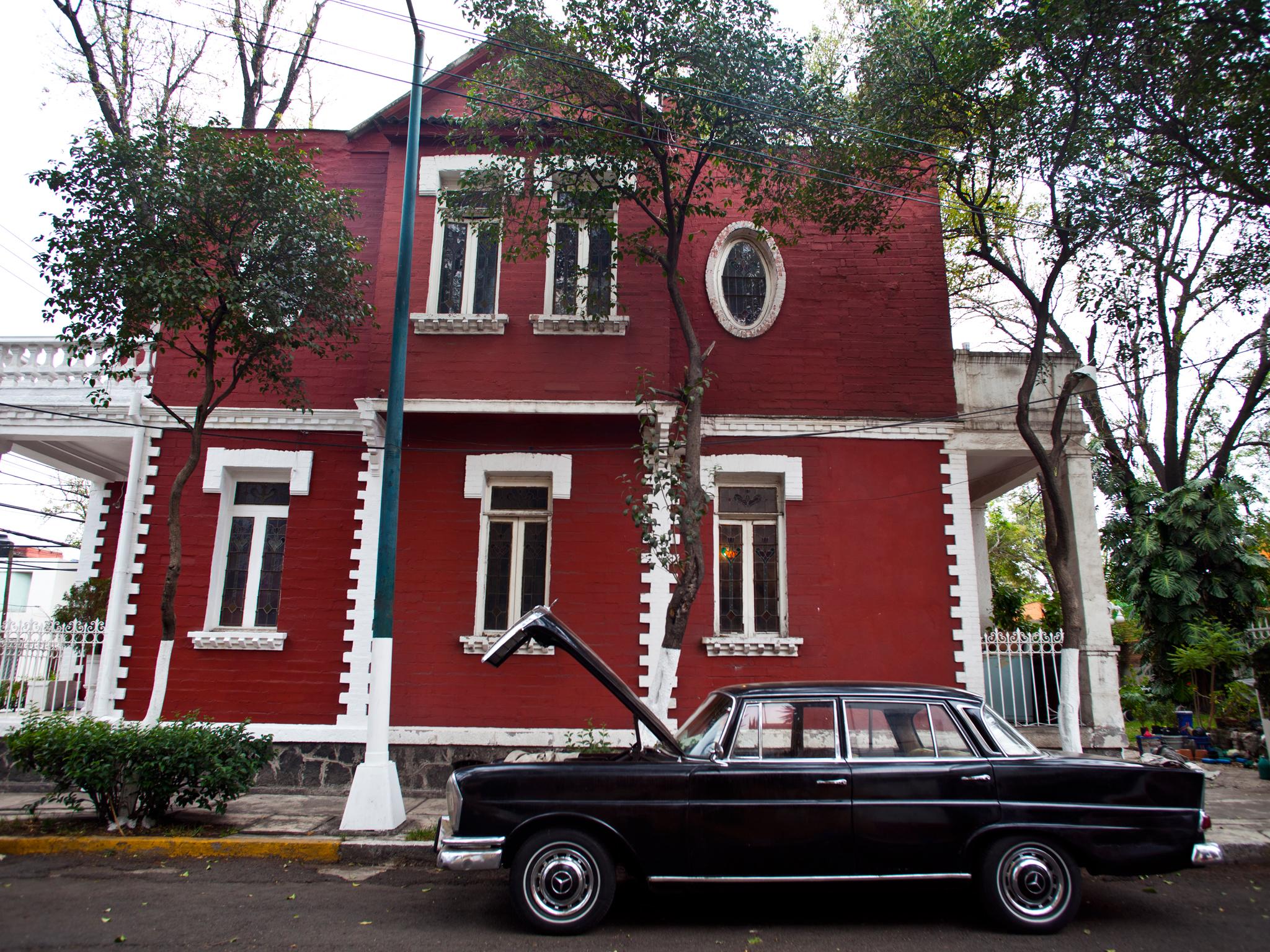 Robert Hayward Barlow, el pupilo de H.P. Lovecraft, en la Ciudad de México
