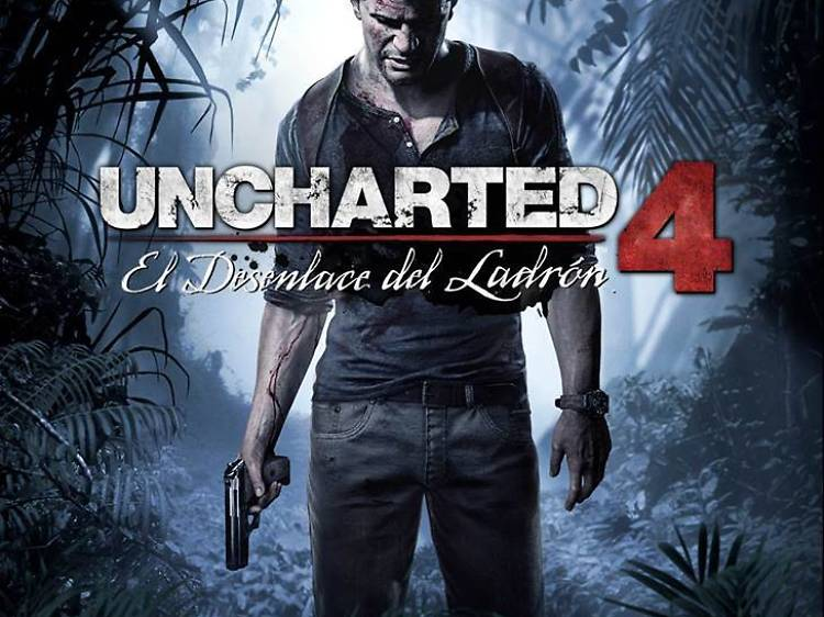 'Uncharted'