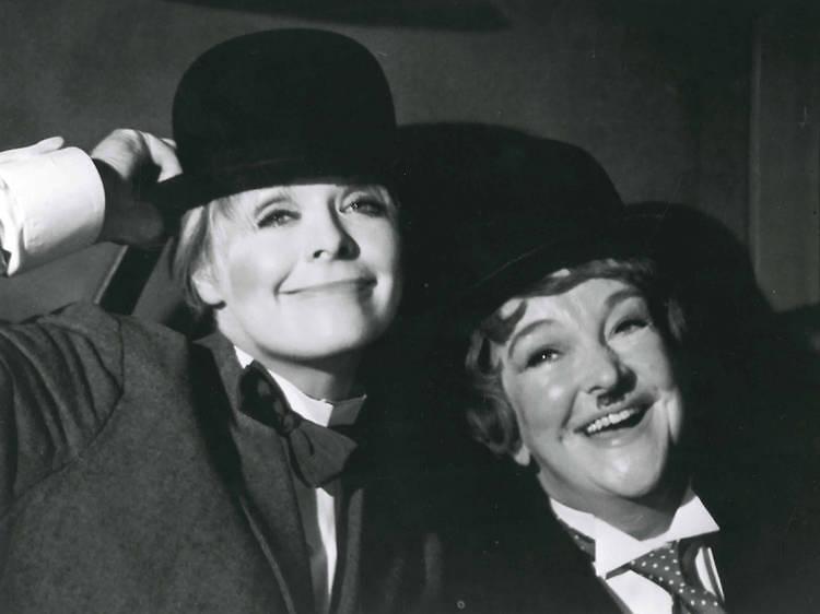 El asesinato de la hermana George (1968)