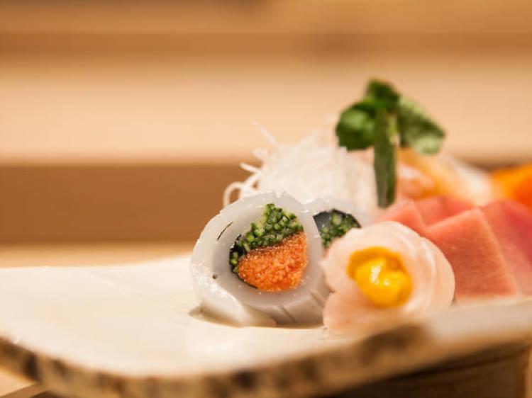 Lugares para comer sushi