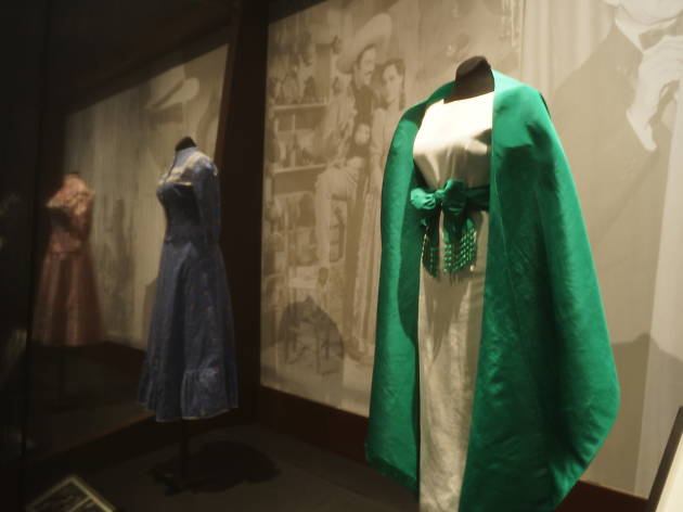 Los vestidos de Dolores del Río