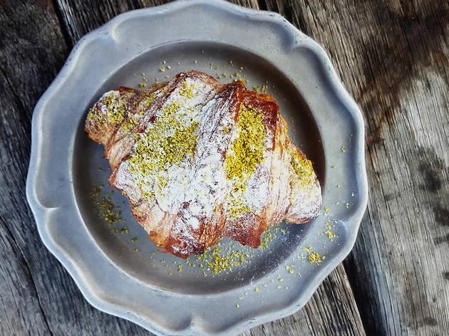 Baklava croissant at Gjusta