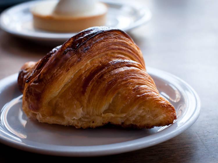Classic croissant at Tartine Bakery, San Francisco