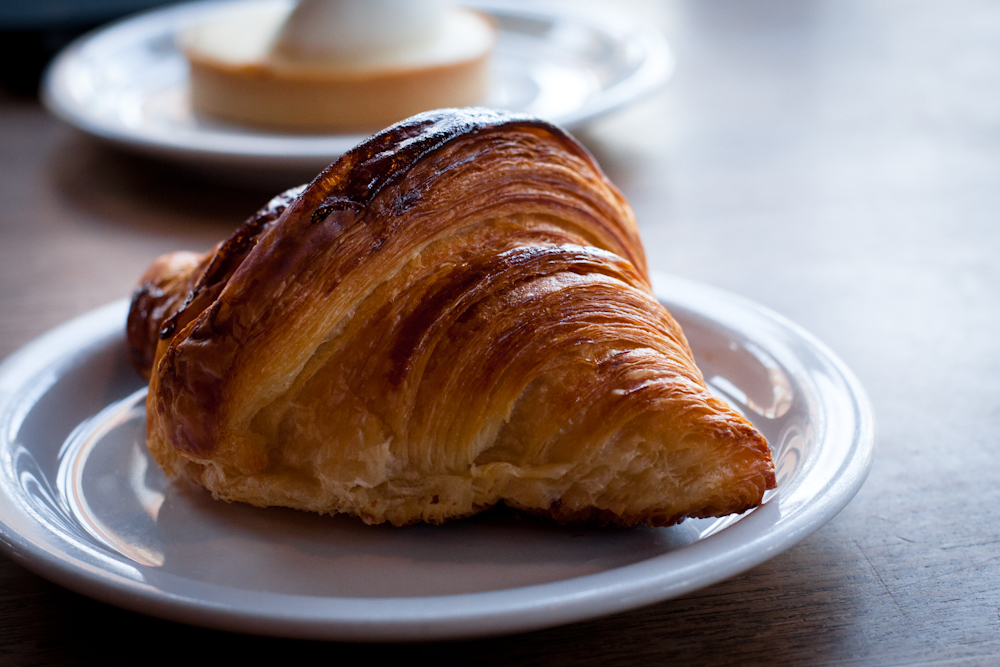 Classic croissant at Tartine Bakery
