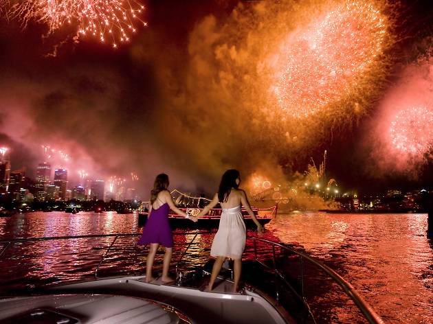 Free sites to watch the NYE fireworks