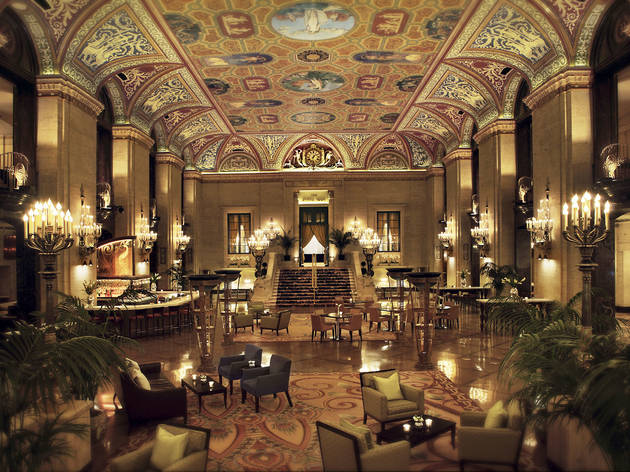 Experience the classics at Palmer House Hilton