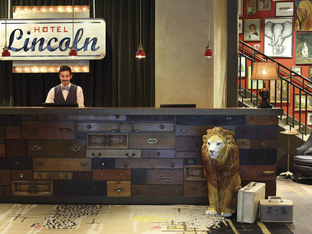 Make Hotel Lincoln your home base in Old Town