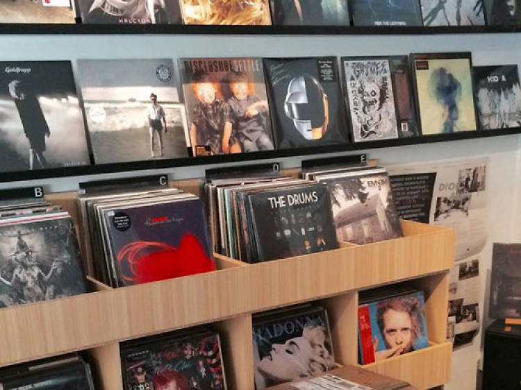 Curated Records