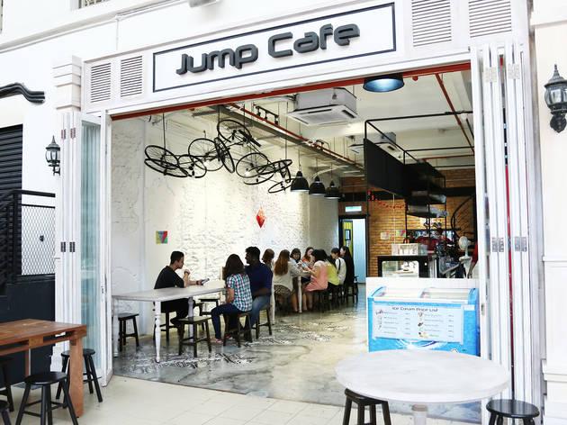 Jump Cafe Penang