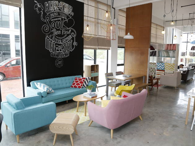 Best furniture and home decor stores in KL