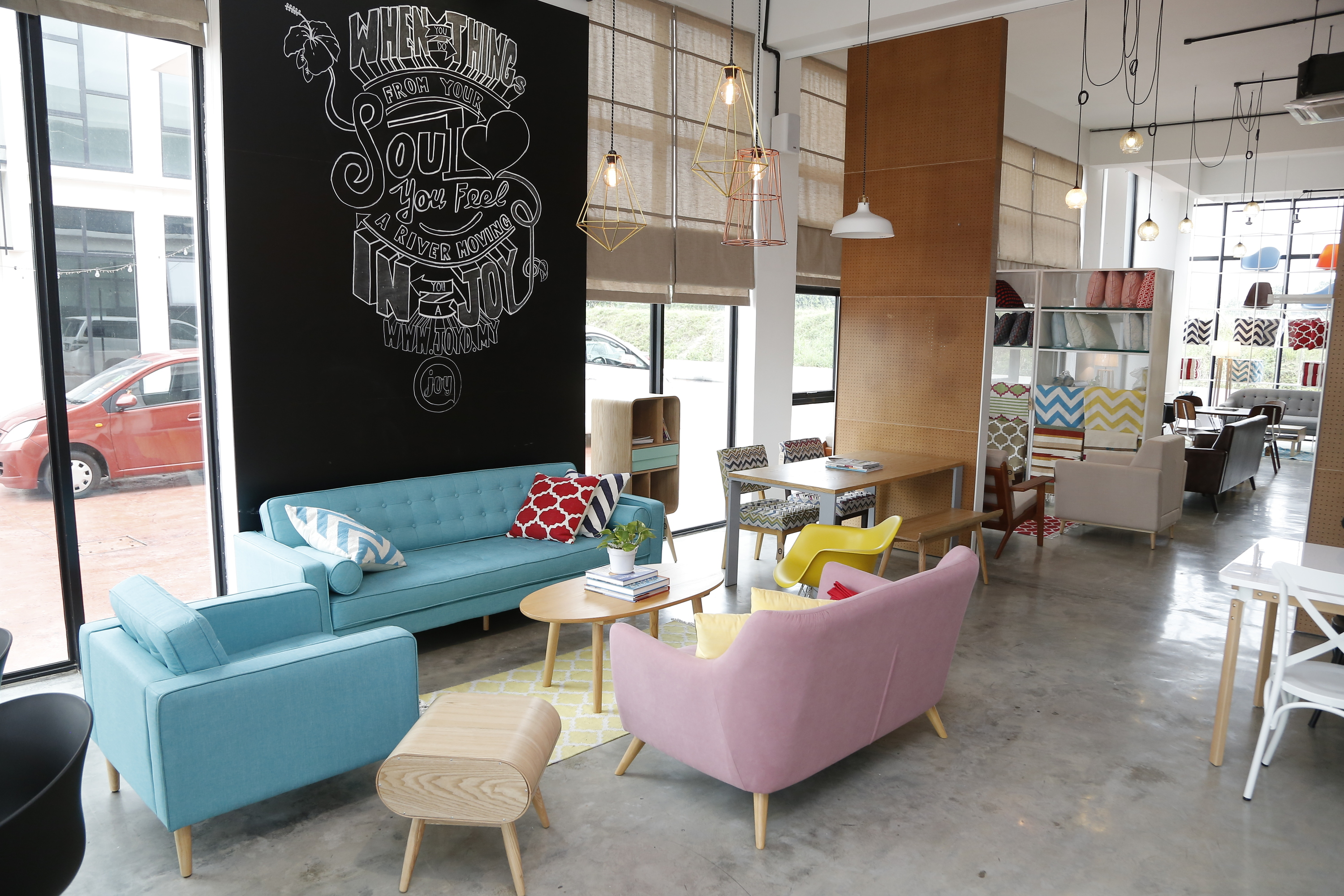 . The best furniture and home decor stores in KL