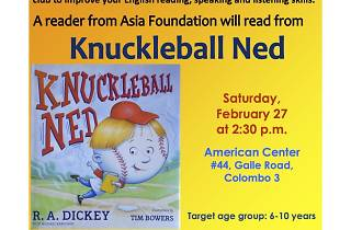 Knuckleball Ned