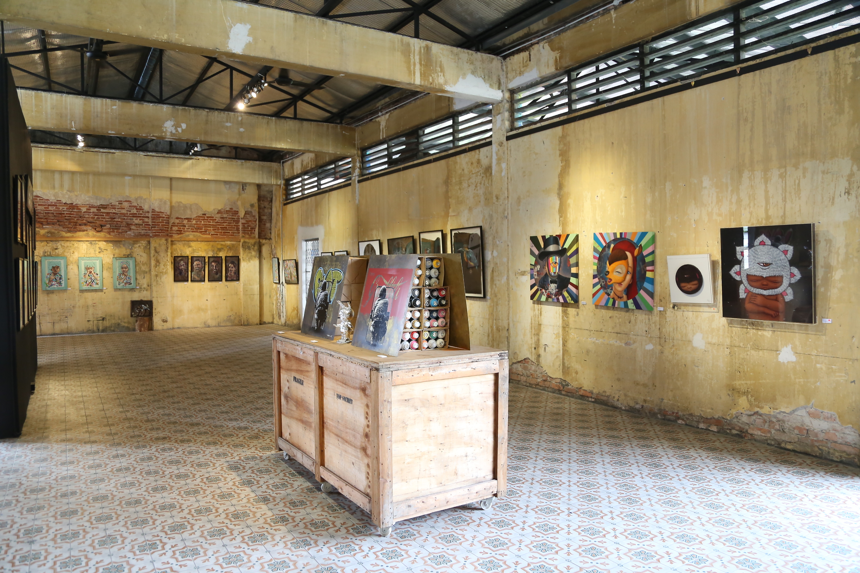 The best art galleries in Penang
